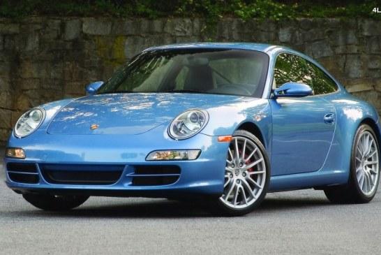 Porsche 911 Club Coupe de 2005 avec kit moteur X51 – 50 exemplaires pour les 50 ans du PCA