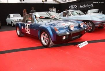 Porsche 914/6 GT de 1970 préparée par Max Moritz