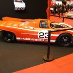 Rétromobile 2018 – 917 Bailey : une réplique d'une Porsche 917K