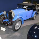Rétromobile 2018 – Bugatti Type 40 Grand Sport de 1926