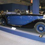 Rétromobile 2018 – Bugatti Type 57 Cabriolet Vanvooren de 1938