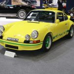 Rétromobile 2018 – Porsche 911 Carrera RS de 1973 – Collection Jean-Claude Miloé