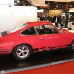 Rétromobile 2018 – Porsche 911 Carrera RS sur le stand de la Fédération des Clubs Porsche de France