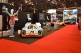 Rétromobile 2018 – Replica de Porsche 917 K par Racing Legend Car