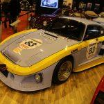 Rétromobile 2018 – Porsche 935 K3 JLP Racing de 1980