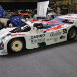 Rétromobile 2018 – Porsche 962 C de 1985 – Châssis 962-112