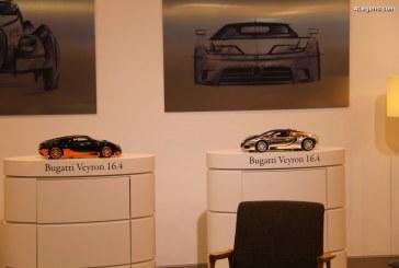Rétromobile 2018 – Bugatti lance une nouvelle offre de services pour la Bugatti Veyron
