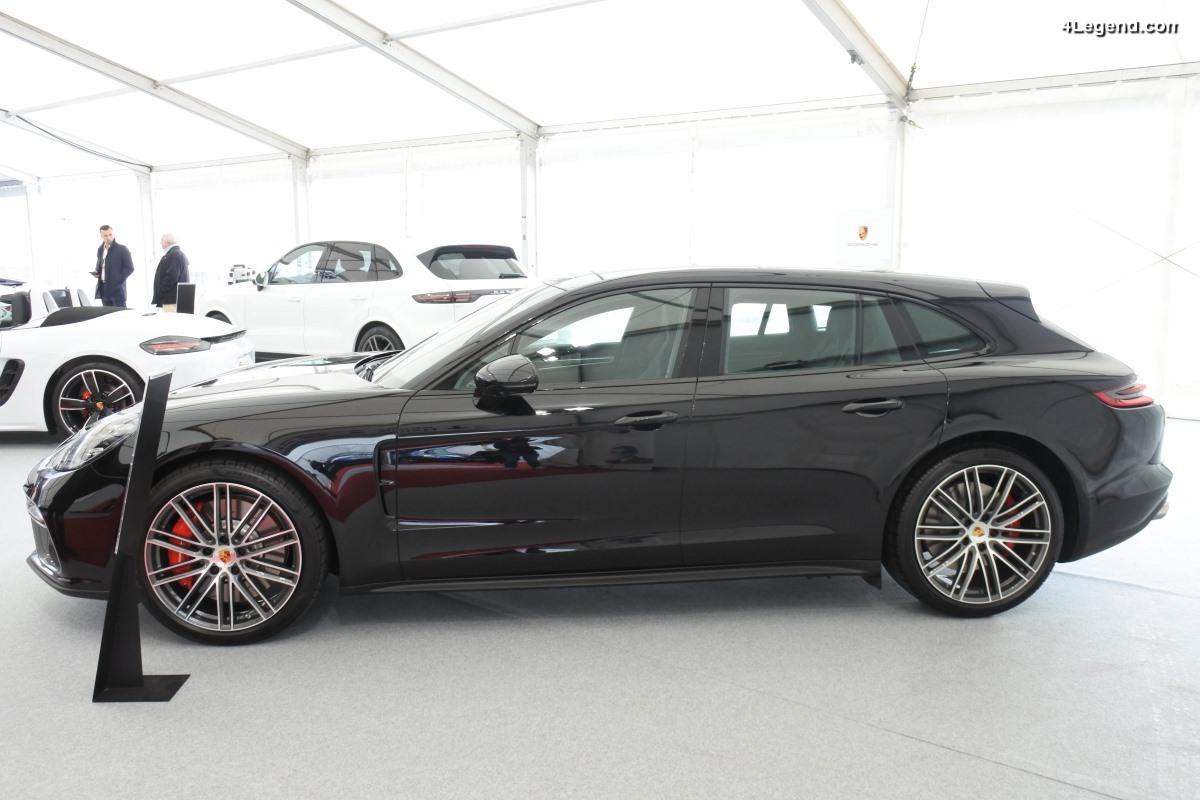SIAM 2018 - Exposition des derniers modèles Porsche à Monaco dont le nouveau Cayenne S