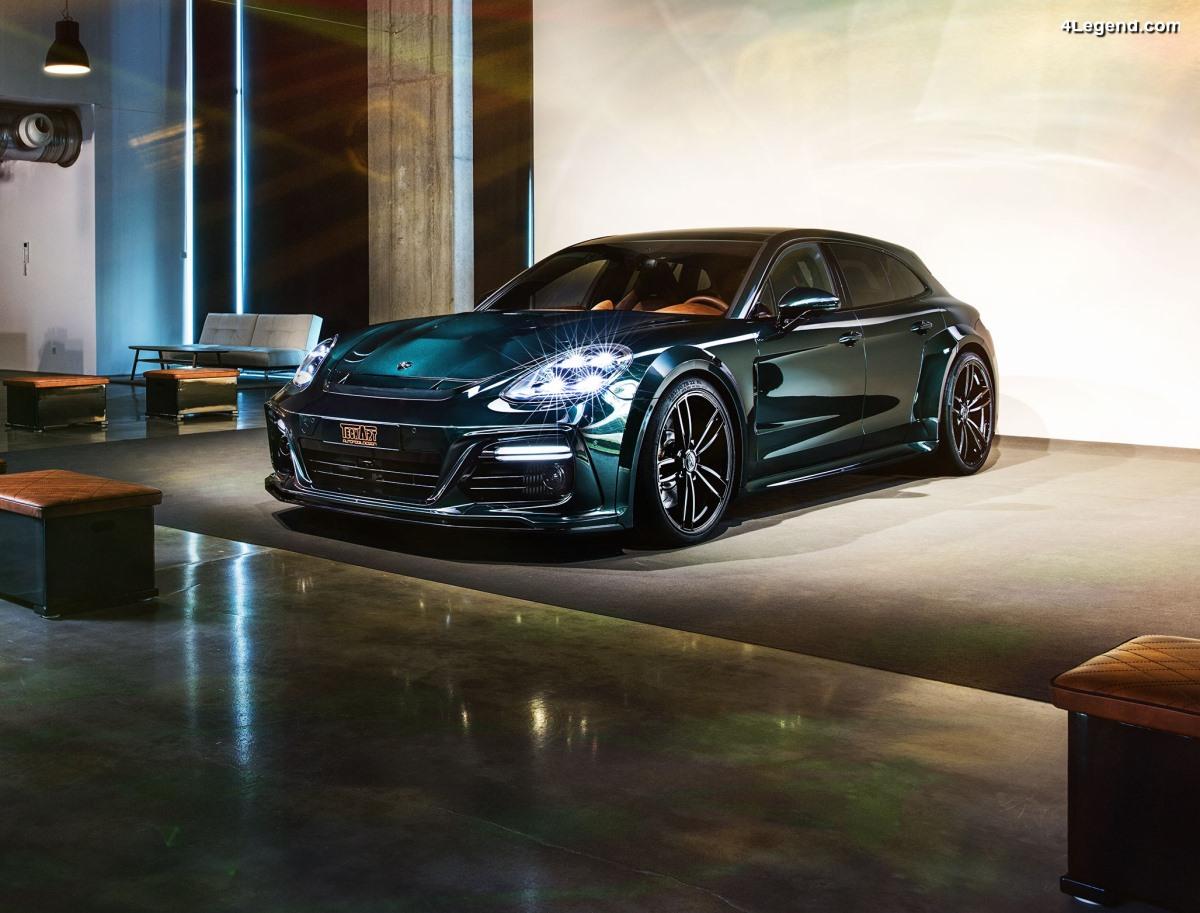 Techart GrandGT Supreme - La Porsche Panamera Sport Turismo à la sauce Techart