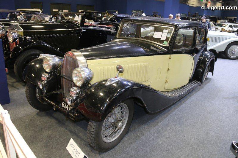 r tromobile 2018 bugatti type 57 galibier de 1936. Black Bedroom Furniture Sets. Home Design Ideas