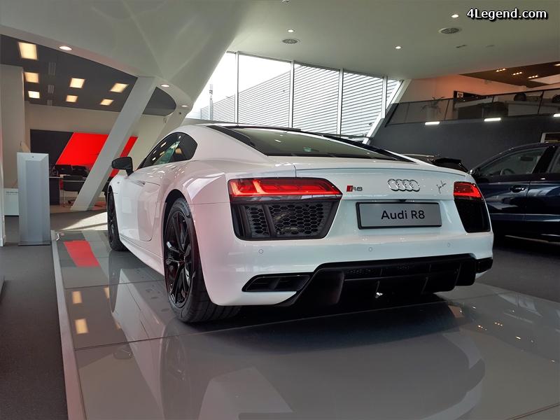 Audi Annecy : audi r8 rws en exposition au terminal audi d 39 annecy ~ Gottalentnigeria.com Avis de Voitures