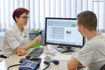 Une réussite pour l'Audi Checkup avec 100 000 bilans de santé des collaborateurs Audi
