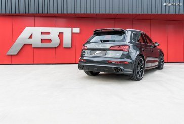 ABT Audi SQ5 avec Widebody Aerokit et 425 ch