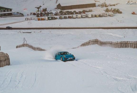 La transmission intégrale Porsche vers de nouveaux sommets avec une Porsche 911 Turbo S