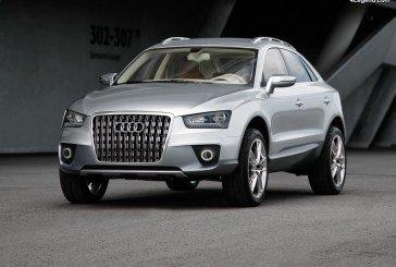 Audi Cross Coupé quattro de 2007 – Un avant-goût de l'Audi Q5