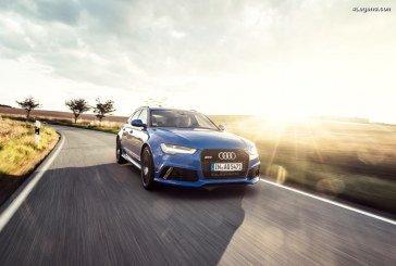 Audi RS 6 Avant performance Nogaro Edition – 150 exemplaires et 705 ch via ABT Sportsline