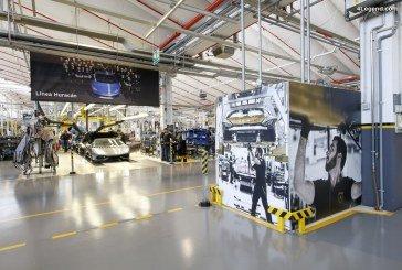 "Automobili Lamborghini élu ""Top Employer Italia 2018"""