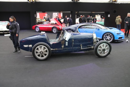 Bugatti Type 35 Grand Prix de 1925