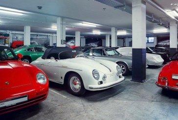Porsche Classic fournit des pièces classiques fabriquées à partir d'une imprimante 3D