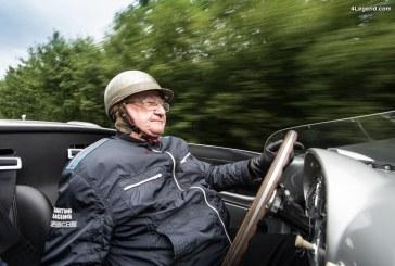 Hommage de Porsche à Hans Herrmann – Une légende du sport automobile