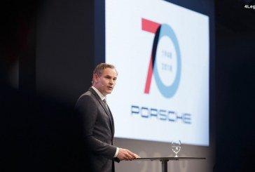 Interview d'Oliver Blume – PDG de Porsche – sur la mutation due la marque