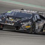 Première victoire de Bartholomew et Pull dans la 1ère course au Lamborghini Super Trofeo Middle East à Dubaï