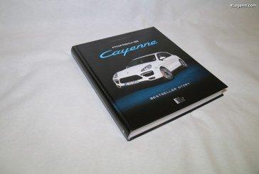 "Livre ""Porsche Cayenne – Bestseller story"" de Andreas Gabriel – Editions BMB"