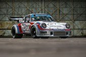 Porsche 911 Carrera RSR 2.1 Turbo R13 de 1974 – L'un des 4 exemplaires construits