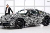 La nouvelle Porsche 911 Type 992 se dévoile officiellement