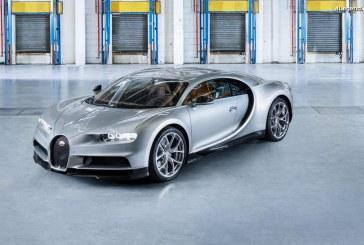 La Bugatti Chiron distinguée aux GQ Car Awards : « Au-delà de sa vitesse faramineuse, un chef-d'œuvre d'élégance et de technique »