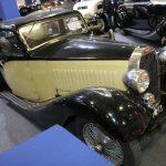 Rétromobile 2018 – Bugatti Type 57 Galibier de 1936