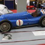 Rétromobile 2018 – Bugatti Type 59/50 B de 1939 – La dernière Bugatti de course