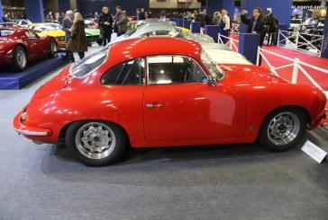 Rétromobile 2018 – Porsche 356 B 2000 Carrera 2 GT de 1963 – Collection Jean-Claude Miloé
