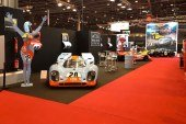 Rétromobile 2018 – Replica de Porsche 917 K par Racing Legend Car
