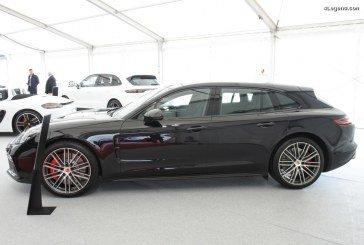 SIAM 2018 – Exposition des derniers modèles Porsche à Monaco dont le nouveau Cayenne S