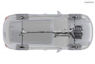 Porsche Traction Management (PTM) – La plus moderne des transmissions intégrales