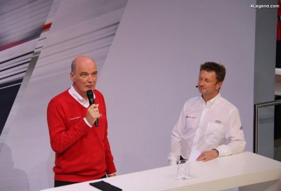 L'ex patron d'Audi Motorpsort, Dr. Wolfgang Ullrich, rejoint l'ACO – Interview sur sa prise de poste