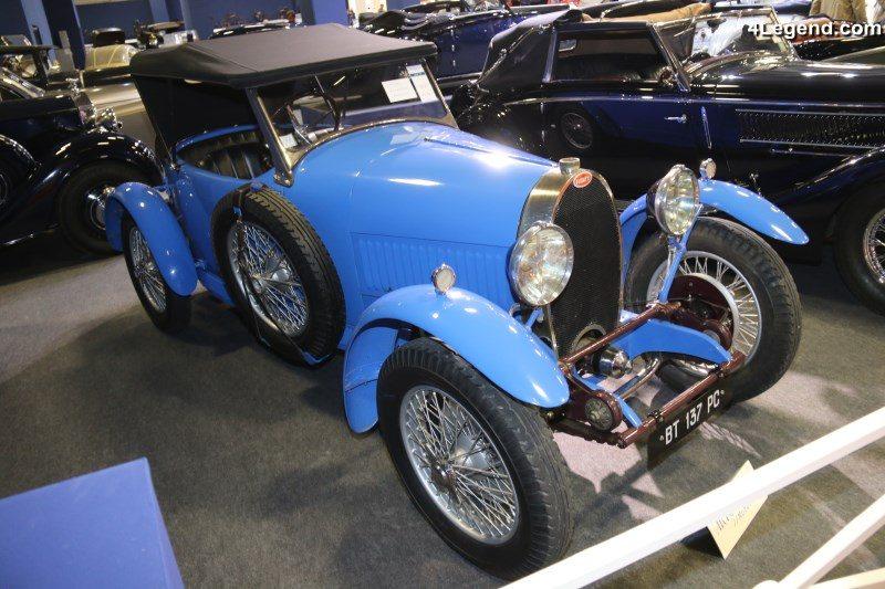 r tromobile 2018 bugatti type 40 grand sport de 1926. Black Bedroom Furniture Sets. Home Design Ideas