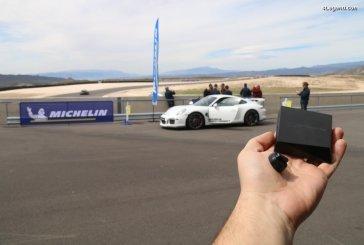 Michelin Track Connect : La première offre de pneu connecté procurant une nouvelle expérience sur circuit