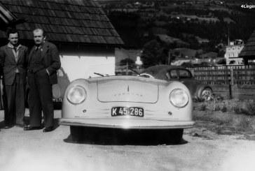 70 ans de voitures de sport Porsche en Suisse – Les débuts de Porsche en Suisse