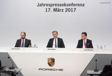 Live de la conférence de presse annuelle Porsche le 16/03/2018 à 10h00