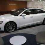 Audi A8 L 55 TFSI quattro by Audi exclusive au salon de Genève 2018