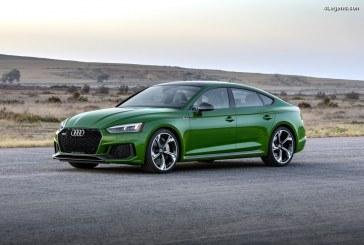 Nouvelle Audi RS 5 Sportback – La famille RS 5 s'agrandit sur le marché nord américain