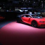 Bugatti Chiron Sport – 18 kg de moins et dévoilée au salon de Genève 2018