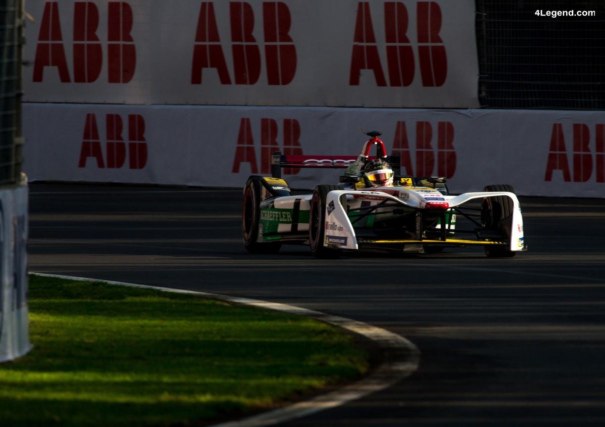 Daniel Abt remporte la première victoire pour Audi en Formule E à Mexico