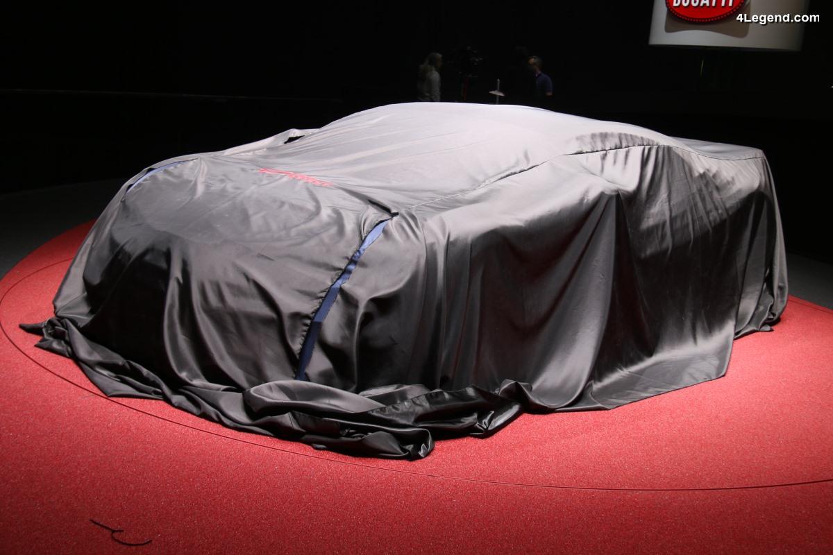 Genève 2018 - Preview Bugatti Chiron Sport