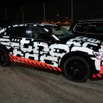 Genève 2018 – Présentation de l'Audi e-tron à la Volkswagen Group Night – #etron