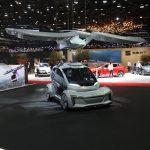Italdesign Pop.Up Next – Un concept avancé d'un système modulaire pour la mobilité future, co-développé avec Airbus et Audi