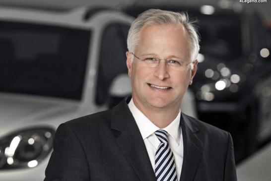 Jens Puttfarcken devient le nouveau président et CEO de Porsche China et Porsche Hong Kong