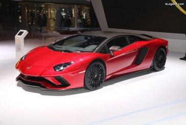 Genève 2018 – Lamborghini Aventador S en carbone personnalisée par Ad Personam